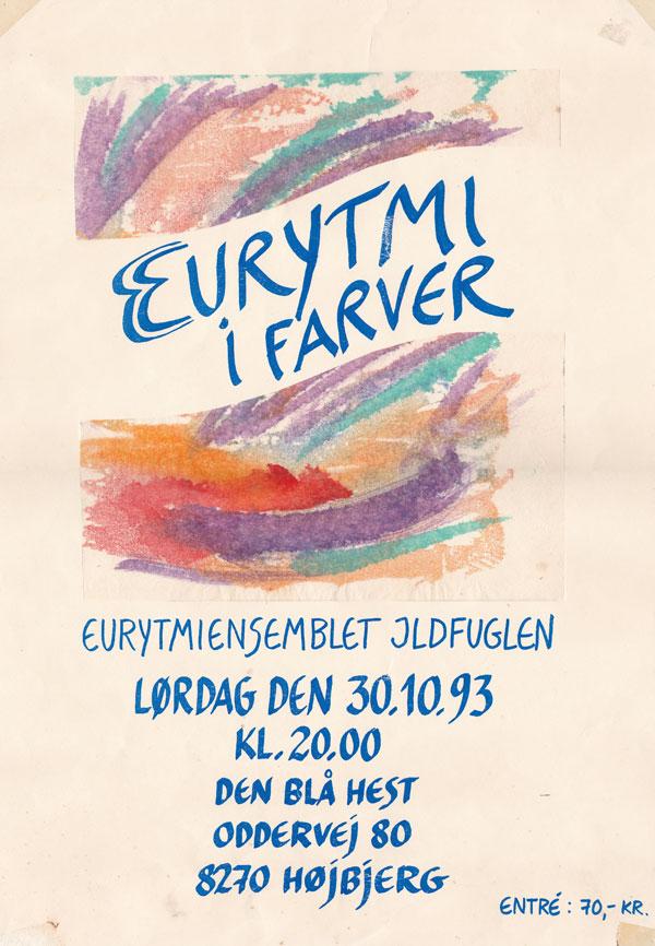 Eurytmi i farver 1993