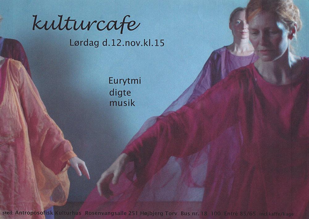 Kulturcafé 2016