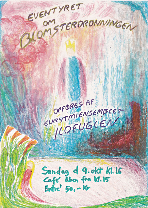 Eventyret om Blomsterdronningen 2011