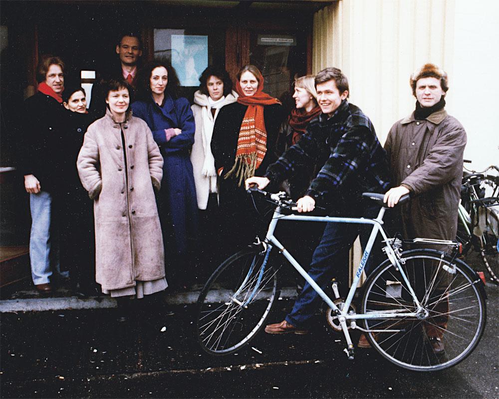 Eurytmiensemblet Ildfuglen 1989